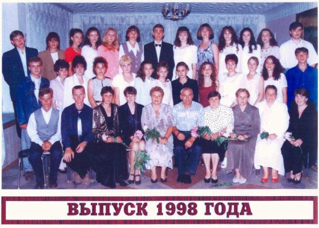 1998 год